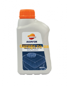 Repsol Liquido Frenos Dot-4 500 мл