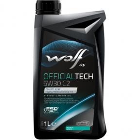 Wolf Officaltech 5W30 C2