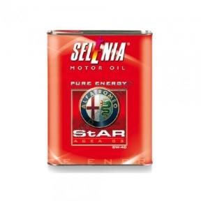 Selenia Star Pure Energy 5W-40 2л