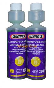 Wynn's Ice Proof for Diesel Антигель для дизельного топлива -30С