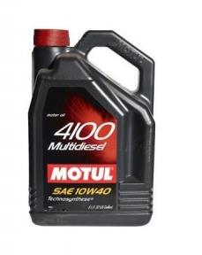 Motul 4100 Multidiesel 10W40