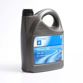 GM Semi Synthetic 10W-40