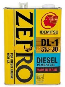 Idemitsu ZePro Diesel DL-1 5W-30
