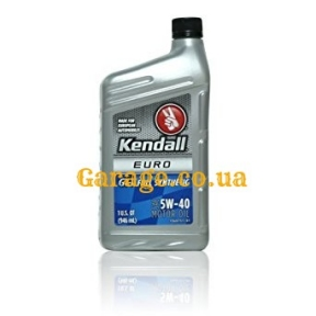 Kendall GT-1 Full Synthetic 5W-40