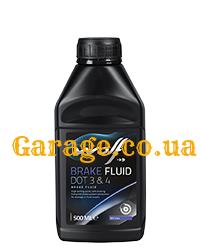 Wolf Brake Fluid DOT 3, DOT 4