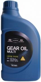 Hyundai / Kia Gear Oil Multi масло для МКПП / редуктора 1л