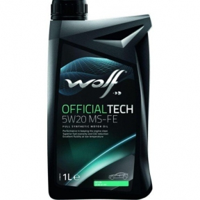 Wolf Officaltech 5W20 MS-FE