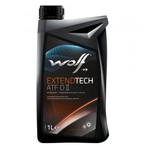 Wolf Extendtech 75W90 GL 5