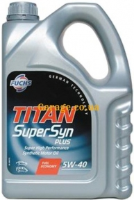 Fuchs Titan Supersyn 5W40
