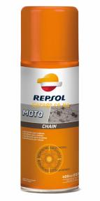 Repsol Moto Chain 400 ml