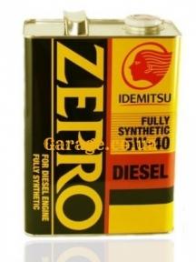 Idemitsu ZePro Diesel 5w-40 CF Fully Synthetic