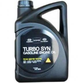Hyundai / Kia Turbo SYN Gasoline Engine Oil (SM) 5W30