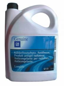 GM Antifreeze Premix Longlife -27 °C