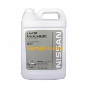 Nissan Long Life Coolant Concentrate -80C 3,78 л