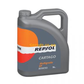 Repsol Cartago EP Multigrado 80w90