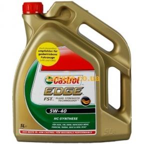 Castrol Edge FST 5W40