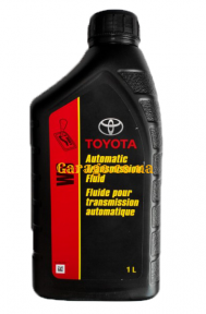 Toyota ATF WS Canada жидкость для АКПП 1л