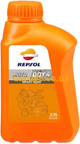 Repsol Moto Dot 4 Brake Fluid