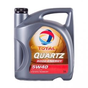 Total Quartz 9000 Energy 5W-40