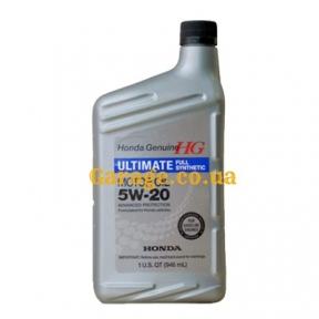 Honda Ultimate Full Synthetic Motor Oil 5w20 0,946л