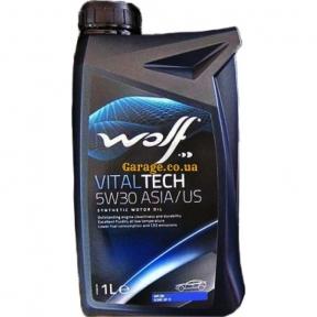 Wolf Vitaltech 5W30 Asia/USA