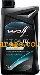 Wolf Officialtech ATF Life Protect  6
