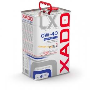 XADO Luxury Drive 0W-40