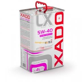 XADO Luxury Drive 5W-40