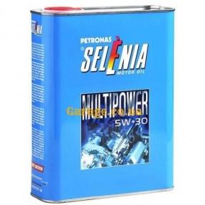 Selenia Multipower 5W-30 2L