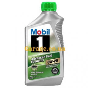 Mobil 1 Advanced Fuel Economy (синтетика) 0W20