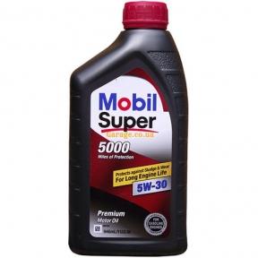 Mobil Super Premium 5000 5W30
