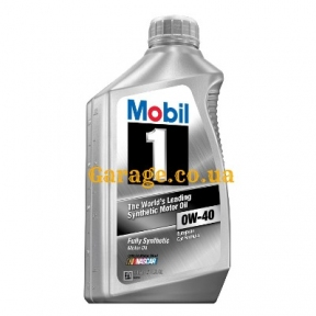 Mobil 1 Advanced Full Synthetic 0W40 Canada 1л