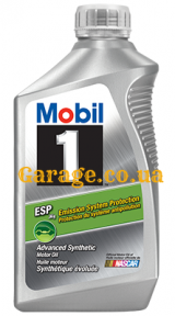 Mobil 1 ESP Formula Full Synthetic 5W30