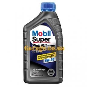 Mobil Super High Mileage 5W30