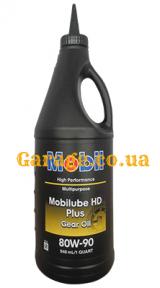 Mobilube HD Plus Gear Oil 80W90