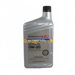 Honda Ultimate Full Synthetic Motor Oil 0W20 0,946л