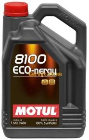 Motul 8100 Eco-nergy 0W30