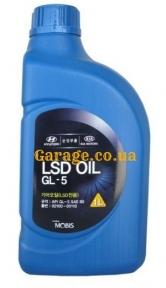 Hyundai / Kia LSD Oil GL-5 масло для МКПП 1л