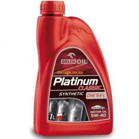 Orlen Platinum Classic Diesel Synthetic 5W40