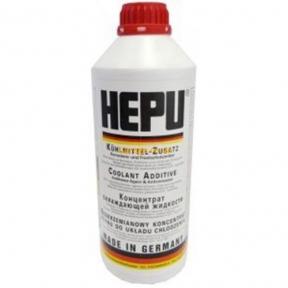 Hepu Антифриз (красный) G12 (-37C)