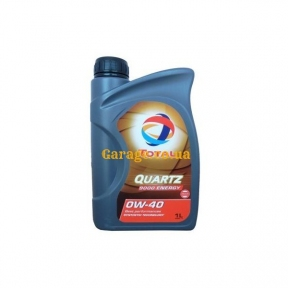 Total Quartz 9000 Energy 0W-40 1л