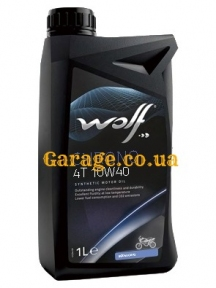 Wolf Chrono 4T 10W40