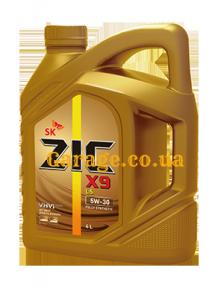ZIC X9 LS 5W-30 (ZIC XQ LS 5W-30)