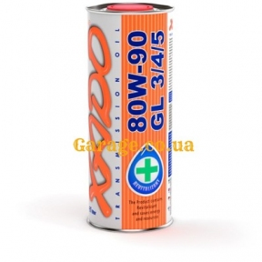 XADO Atomic Oil 80W-90 GL 3/4/5