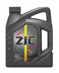ZIC X7 LS 10W-40 (ZIC A+ 10W-40)