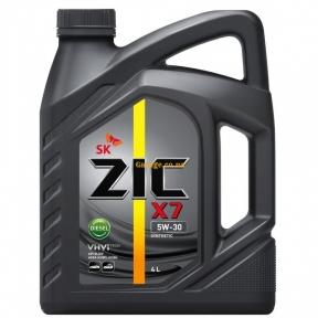 ZIC X7 5W-30 Diesel (ZIC 5000)